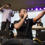 Das Racist at Sasquatch 2011 by NIkki Benson