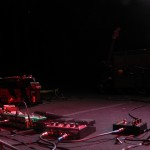 Explosions In The Sky (setup) at The Crocodile by Sean Palmer