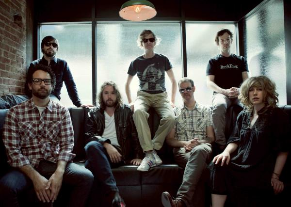 Photo from Broken Social Scene&#039;s myspace