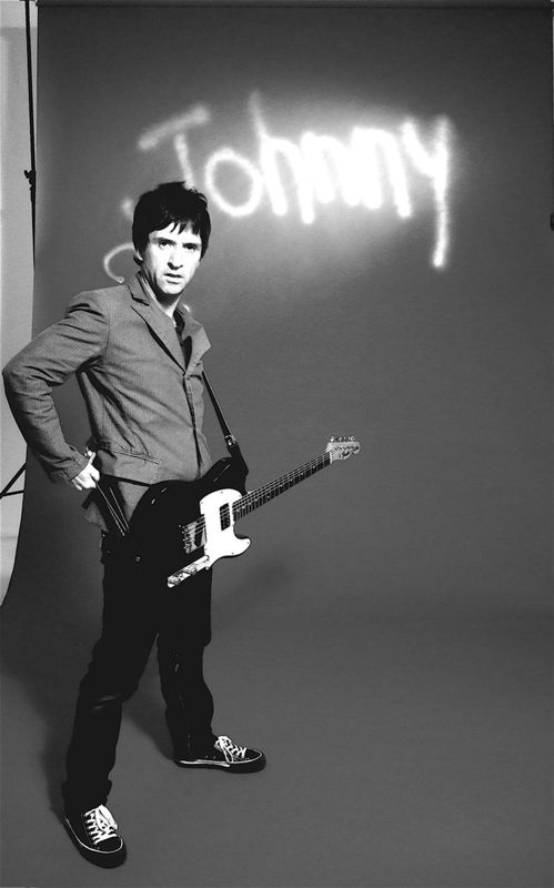 Image Courtesy of: Johnny Marr