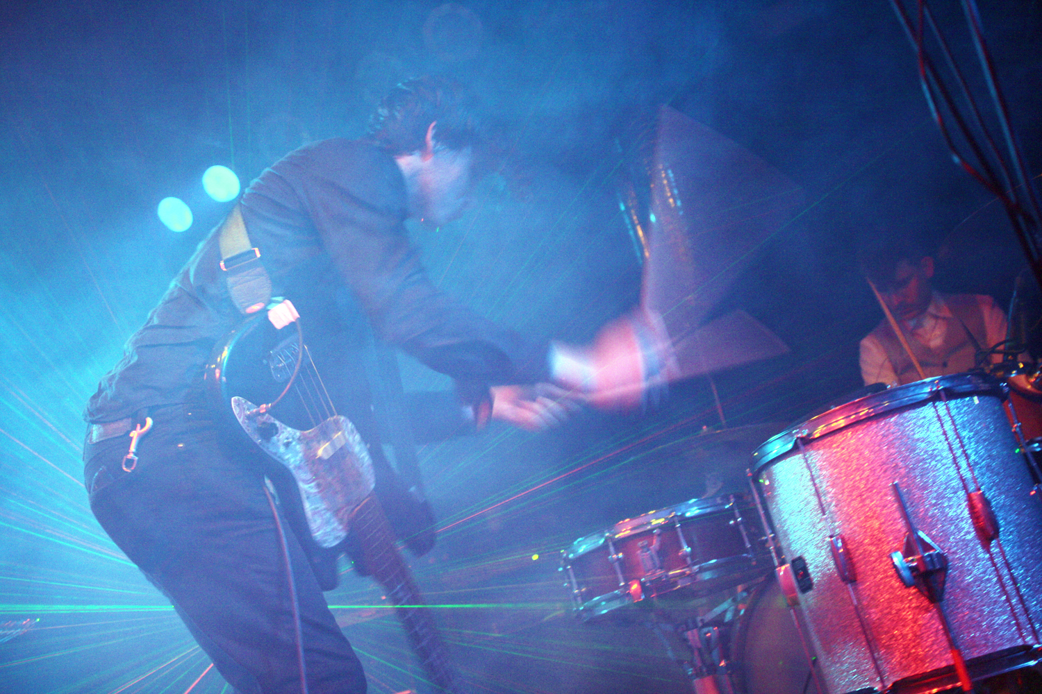 Live Review: STRFKR and Champagne Champagne on New Year's