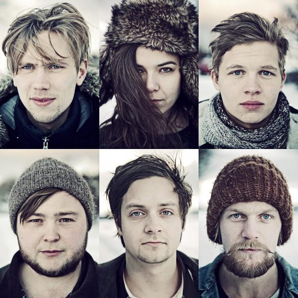 Photo courtesy of Of Monsters and Men's Facebook page