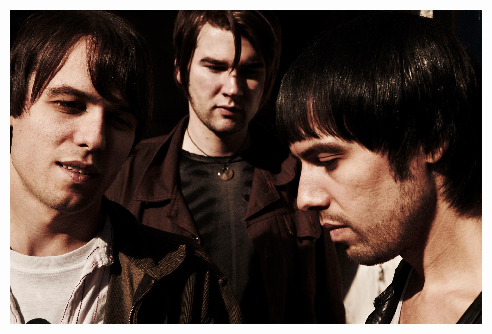 Photo courtesy of The Cribs' Facebook page