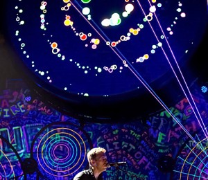 Coldplay at Key Arena  (Photo Credit: Alex Crick)