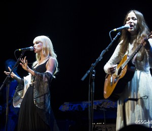 The Pierces @ Key Arena  (Photo Credit: Alex Crick)