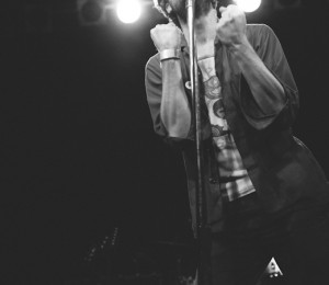 Father John Misty at Neumos by Amber Zbitnoff