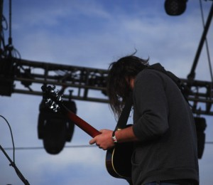 The Cave Singers Sasquatch 2012 / Photo Credit: Timothy Grisham