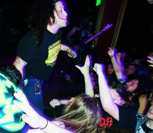 Municipal Waste at the Hawthorne Theater by Aaron Sharpsteen