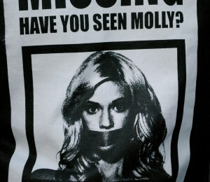 Have You Seen Molly? photograph by Ryan Wijayaratne