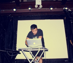 Rimar at Public Assembly NYC, photograph by Ryan Wijayaratne