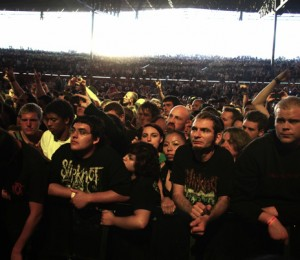 Mayhem Crowd Photo Credit: Timothy Grisham