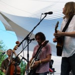 The Wood Brothers at Pickathon 2012. Photo by Aaron Sharpsteen