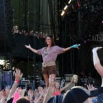 Sara Evans @ Watershed 8/4/12