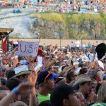 Crowd @ Watershed 8/5/12