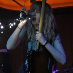 Ladyhawke at Barboza, photos by Valerie Skubal