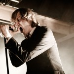 Dennis Lyxzén of Refused