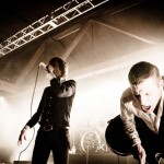 Refused live at Showbox SoDo