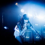 Vocalist Alexis Krauss of Sleigh Bells