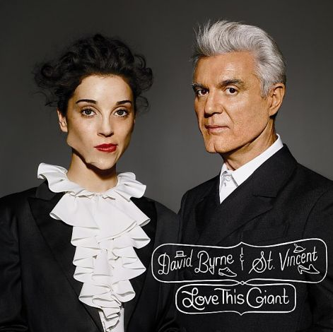 St. Vincent & David Byrne -- Credit: Richard Burbridge