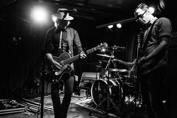 Wovenhand live at Chop Suey