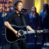 Bruce Springsteen Performing at a 9/11 Telethon