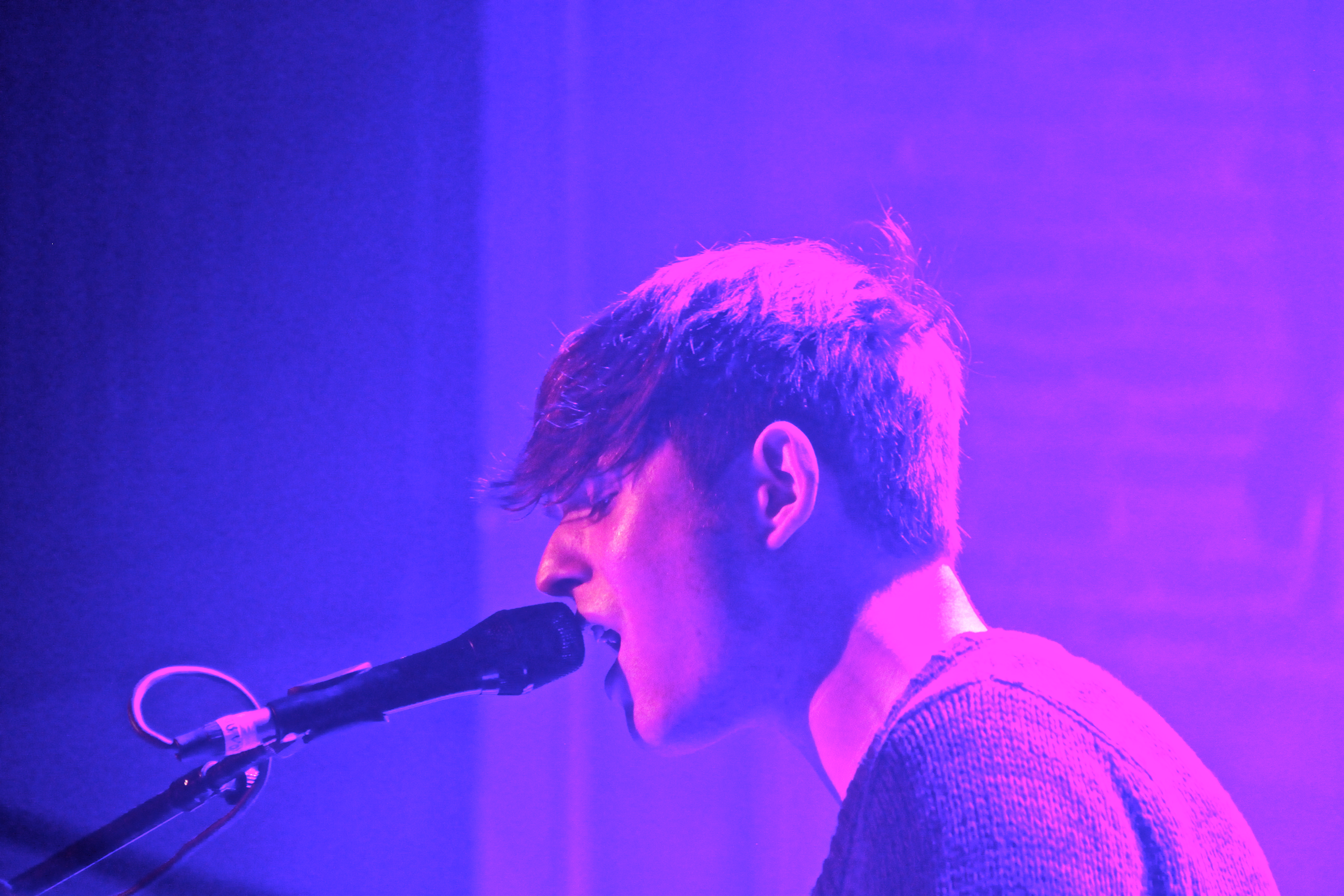 Live Review: James Blake at The Neptune Theatre 423 SSG Music