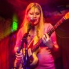 Marnie Stern at Barboza (Photo by Daniel Ahrendt)