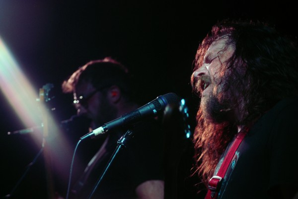 Red Fang. All photos by Aaron Sharpsteen