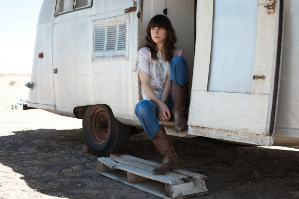 Eleanor Friedberger. Photo courtesy of Roger Kisby