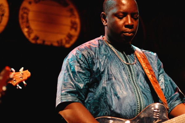 Vieux Farka Touré. All photography by Kiki Leflar.