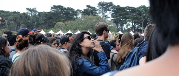 Thinking about Hall and Oates and how sad it was that Outside Lands had to come to an end.