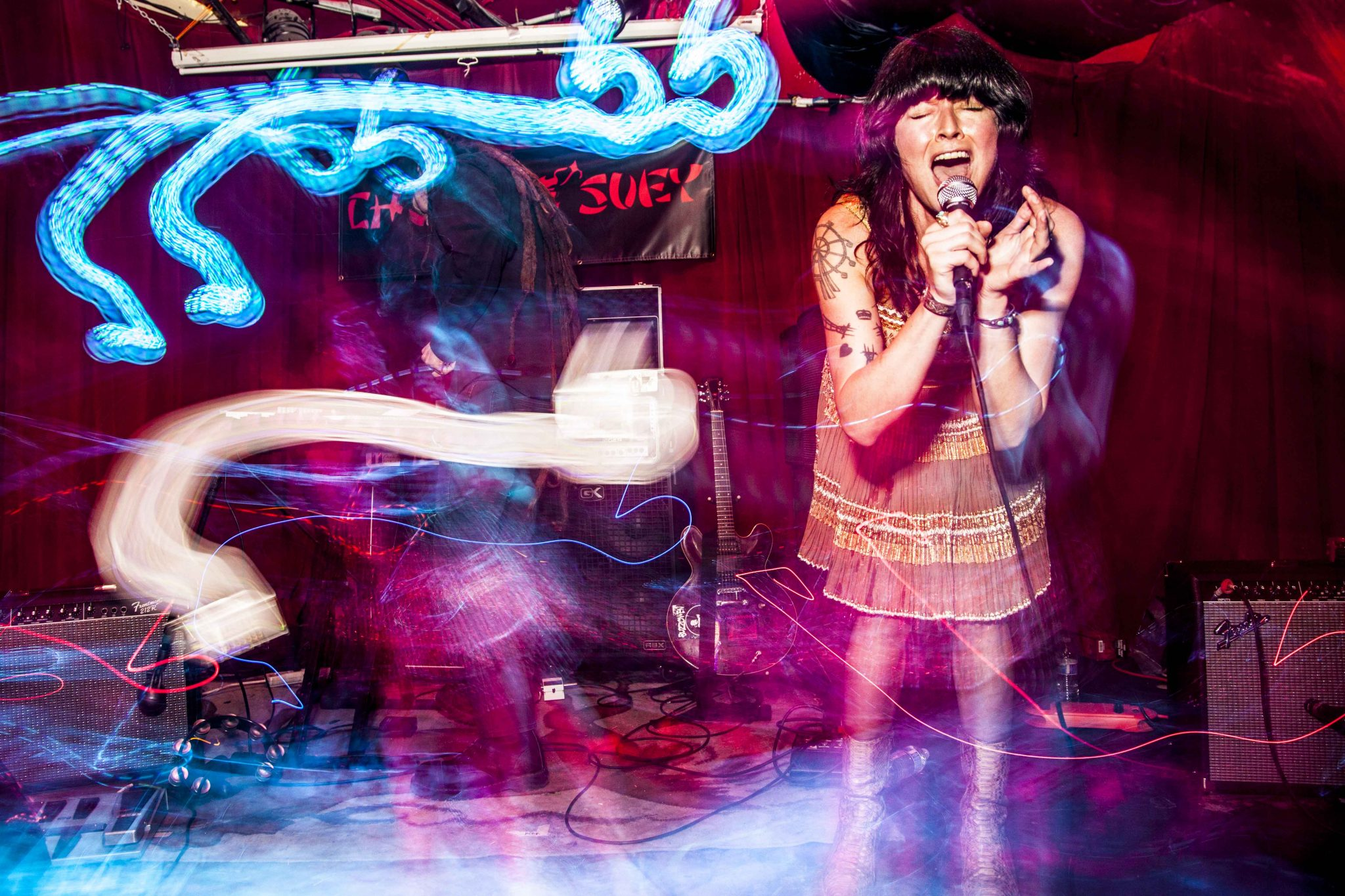 The Family Curse at Chop Suey (Photo by Daniel Ahrendt)