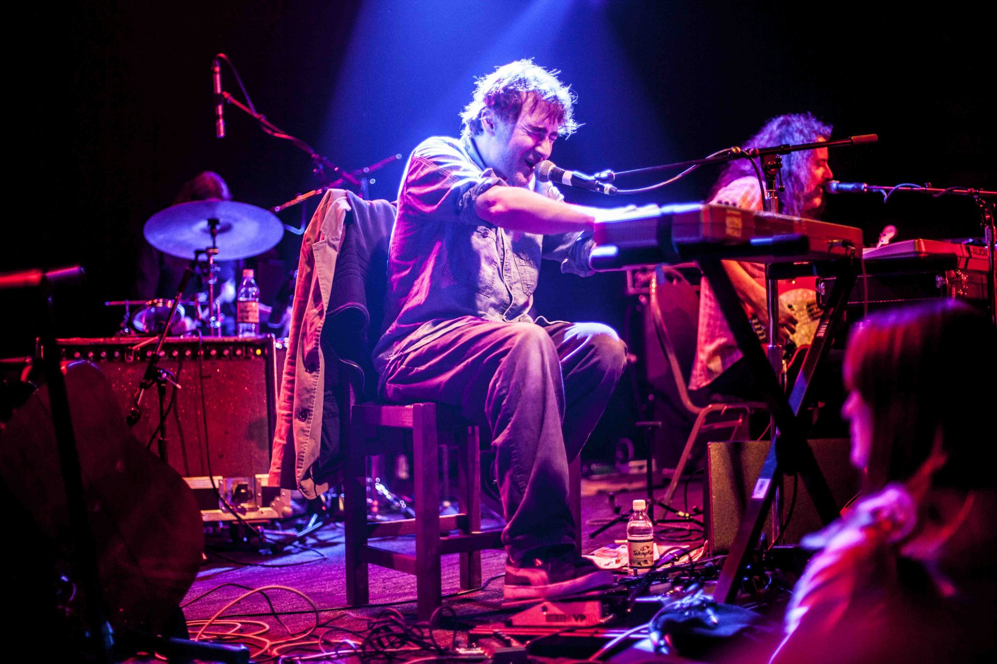 Califone at The Crocodile (Photo by Daniel Ahrendt)