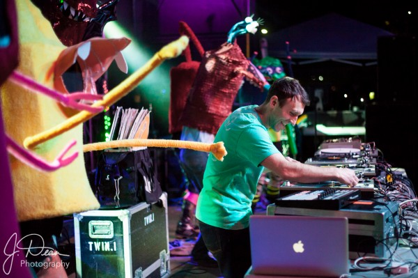 RJD2 and The Treefort Monsters