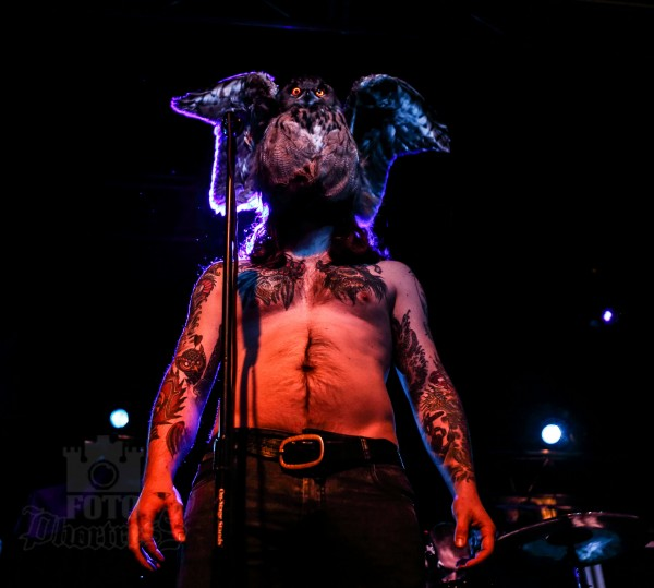 Kvelertak - All photography by Alyssa Herrman