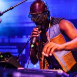 Shabazz Palaces at Neumos (Photo by Daniel Ahrendt)