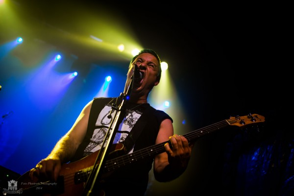 Dave Edwardson of Neurosis