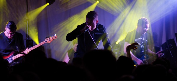 Deafheaven. All photography by Aaron Sharpsteen
