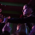 Deafheaven at Chop Suey (Photo by Daniel Ahrendt)
