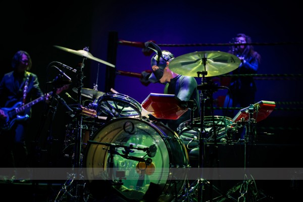 Jeff Friedl - Puscifer (also from A Perfect Circle)