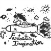fantastic imagination cover art