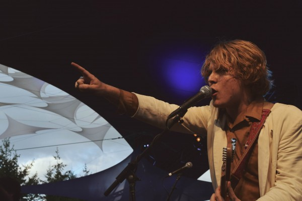 Ty Segall. Photo: Colette Pomerleau.